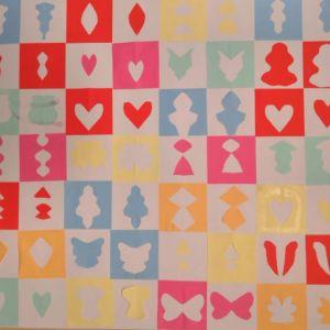 Zeichnen mit der Schere nach Henri Matisse